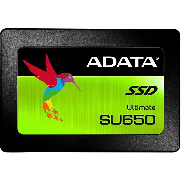 حافظه SSD ( اس اس دی ) دیتا مدل SU650 ظرفیت 120 گیگابایت