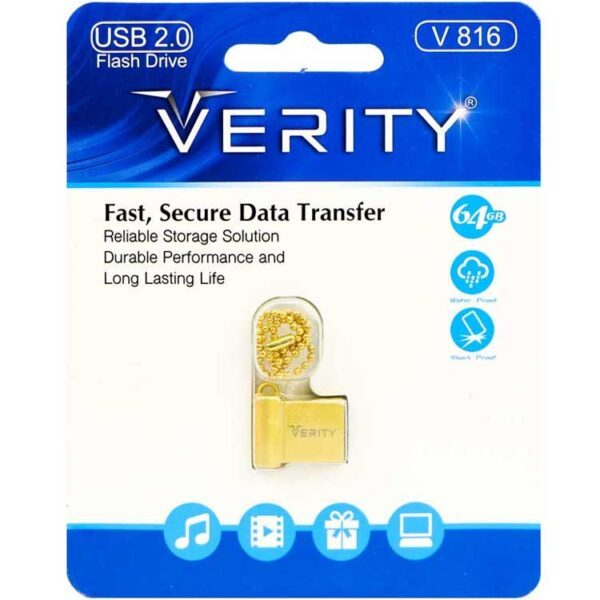 Verity V816 Flash Memory 64GB