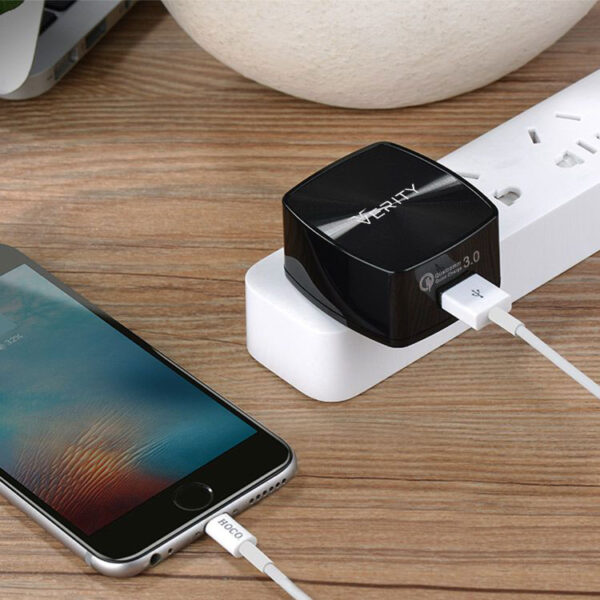 VERITY travel charger 2118 03