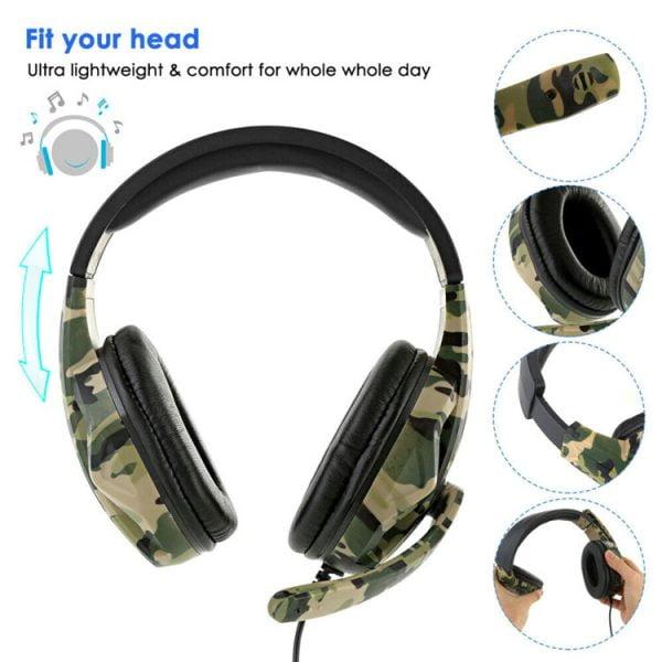 verity gaming headphone H23 06